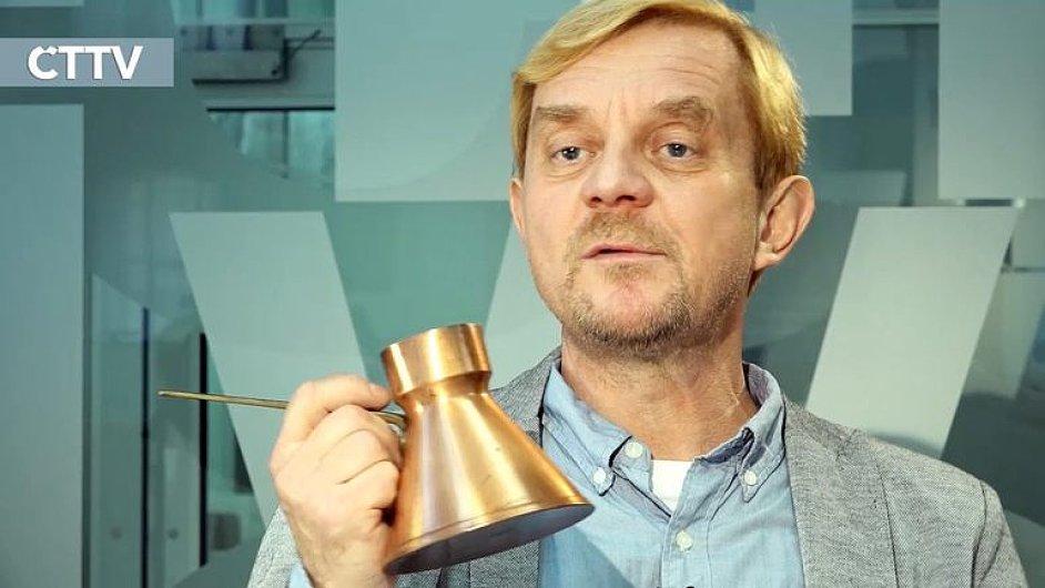 Čtvrtníčkova ochutnávka: Doc. Martin Konvička, první milovník islámské kuchyně