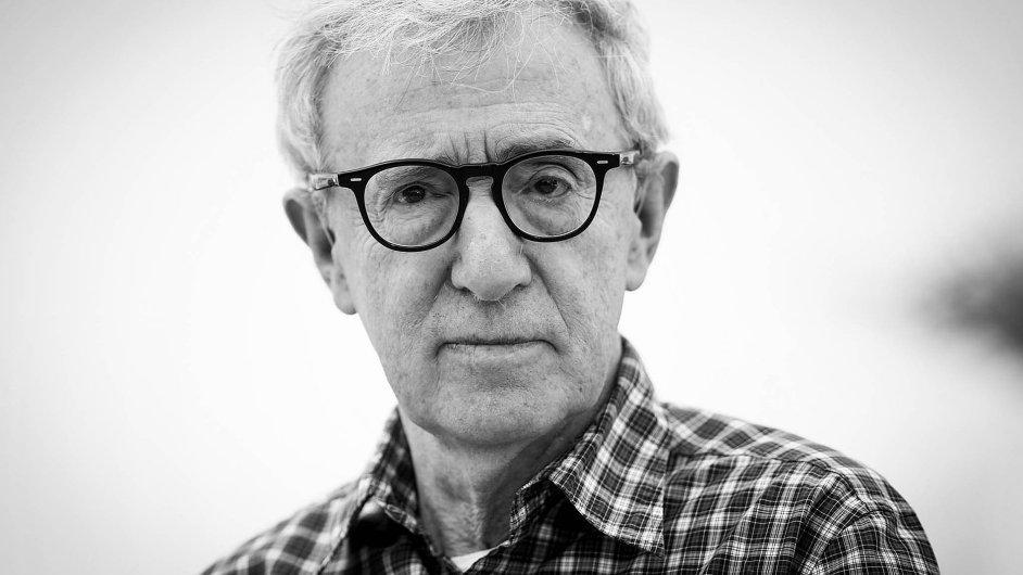 Woody Allen slaví osmdesátiny.