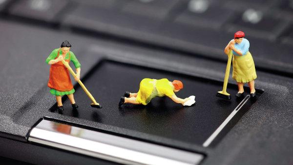 Služby úklidové firmy se mají během několika týdnů rozšířit o obsahový projekt