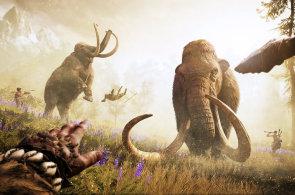 Far Cry Primal z vás udělá lovce mamutů, skvěle vyvažuje realističnost a zábavu