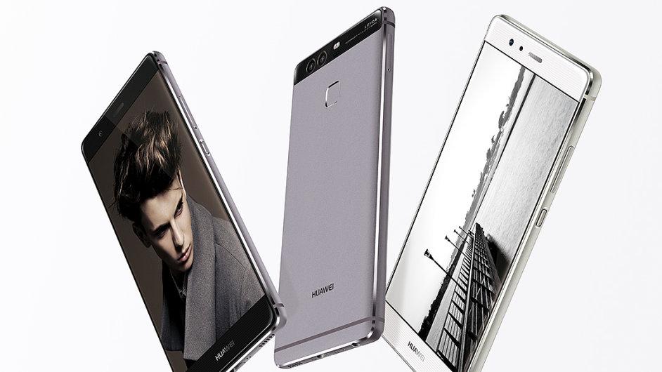 Huawei P9 má 6 barevných verzí, do ČR míří dvě šedé