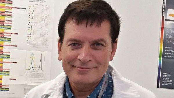 RNDr. Tomáš Otevřel, Chief scientific officer ve společnosti PrimeCell Therapeutics