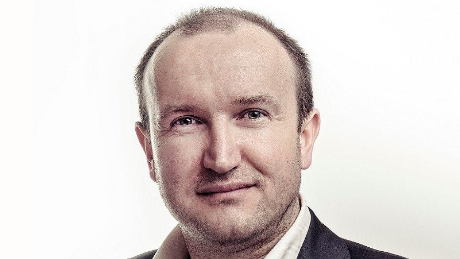 Tomáš Trejbal, Sales & Marketing Director DPD CZ