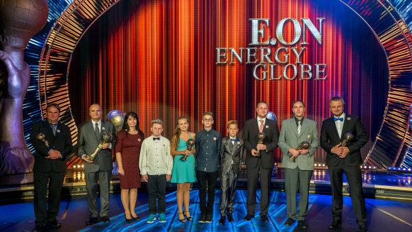 Středeční vyhlášení cen E.ON Energy Globe