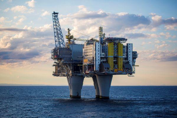 Offshore fáze připojení
