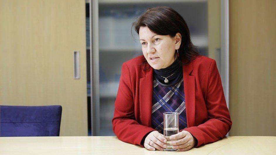 Eva Romancovová.