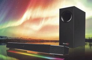 Reprosoustava Katana od Creative Technology dokáže kouzlit se zvukem