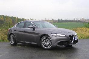 Alfa Romeo Giulia je první krok k záchraně legendární značky