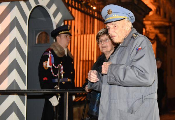 Válečný veterán Pavel Vranský