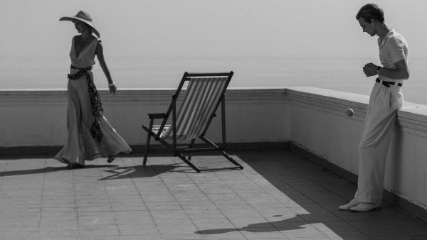 Snímek z vítězného filmu Ráj režiséra Andreje Končalovského.