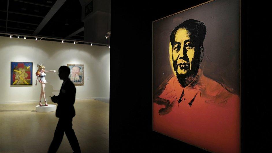 Mao Ce-tung, Andy Warhol