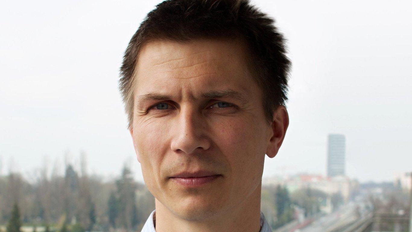 Ondřej Zapletal, ředitel Nadace České spořitelny a Nadace Depositum Bonum