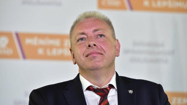 Jana Birkeho ve funkci volebního manažera zastoupí Milan Chovanec.