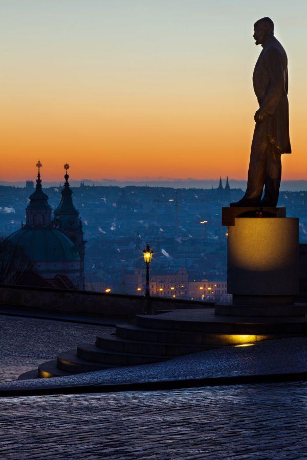 Pražský hrad, Masaryk