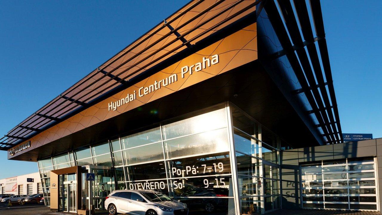 Hyundai Praha