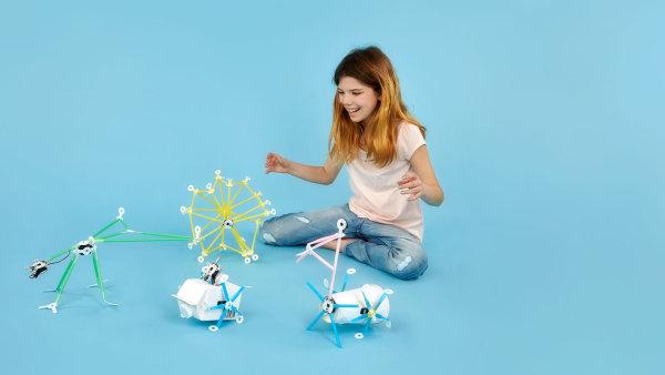 V Česku se nedávno představil švédský start-up Quirkbot, projekt, který do škol přináší robotiku a programování.