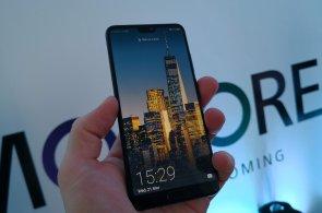 Huawei vypálil konkurenci rybník. Huawei P20 Pro má nejlepší fotoaparát a dlouhou výdrž baterie