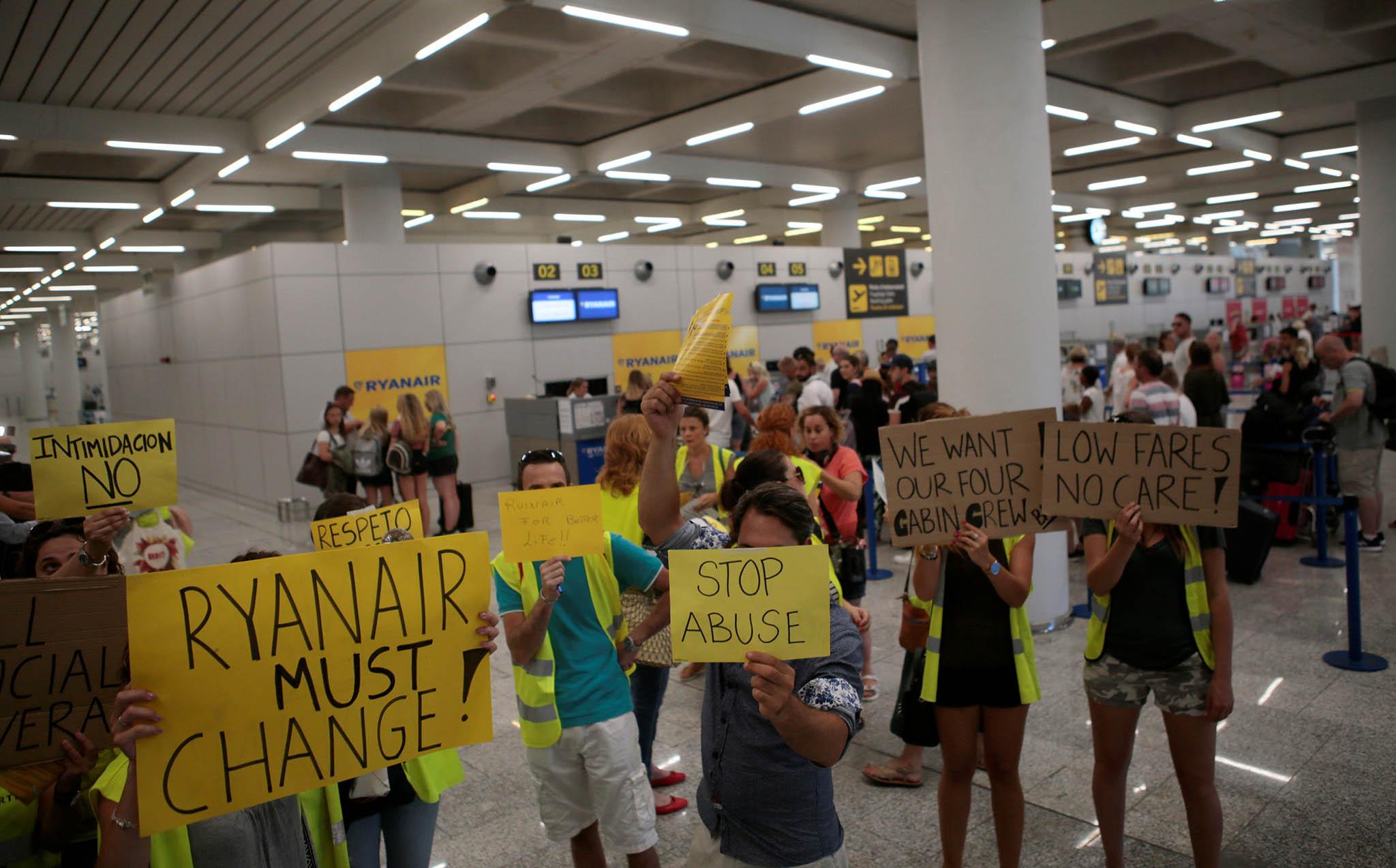 682d38b4fa022 Šéf Ryanairu plní výhrůžky. Přesune z Dublinu část letadel do Polska ...