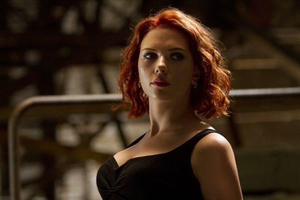 Scarlett Johanssonová v Avengers
