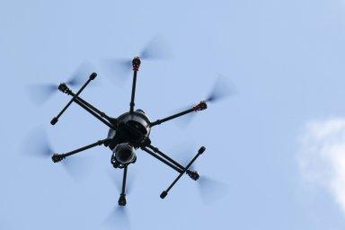 IBM si nechala patentovat dron k rozvážení kávy - Ilustrační foto.