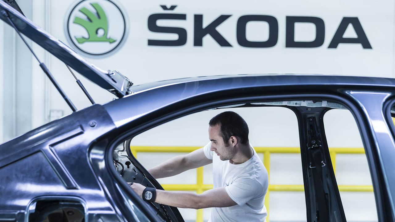 Škoda Auto loni dodala celosvětově 1,25 milionu aut.