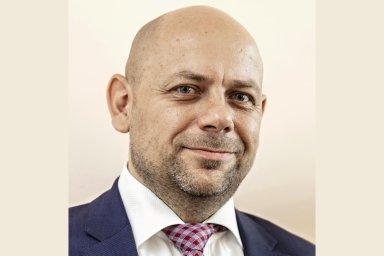 Pavel Bořil, personální ředitel společnosti LeasePlan ČR