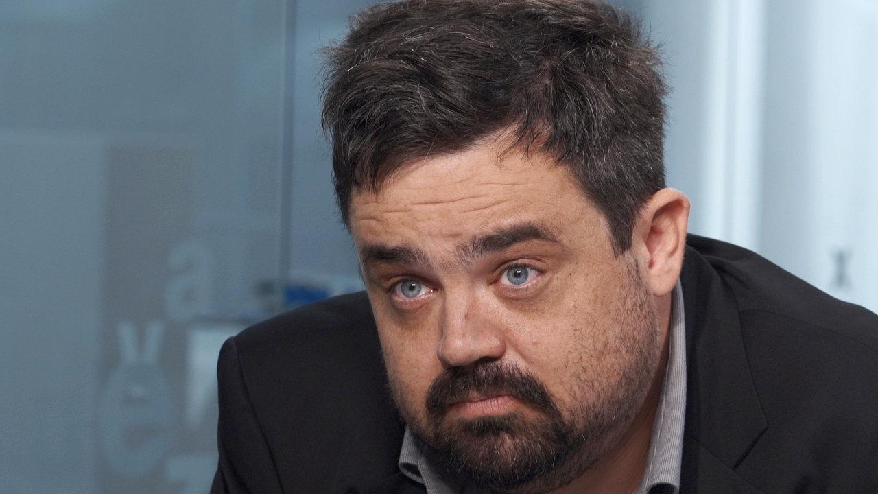 Pavel Novotný v DVTV