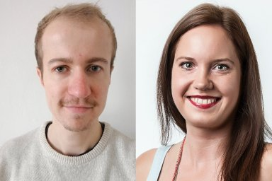 Michal Barta a Kateřina Kocourová, agentura Performics