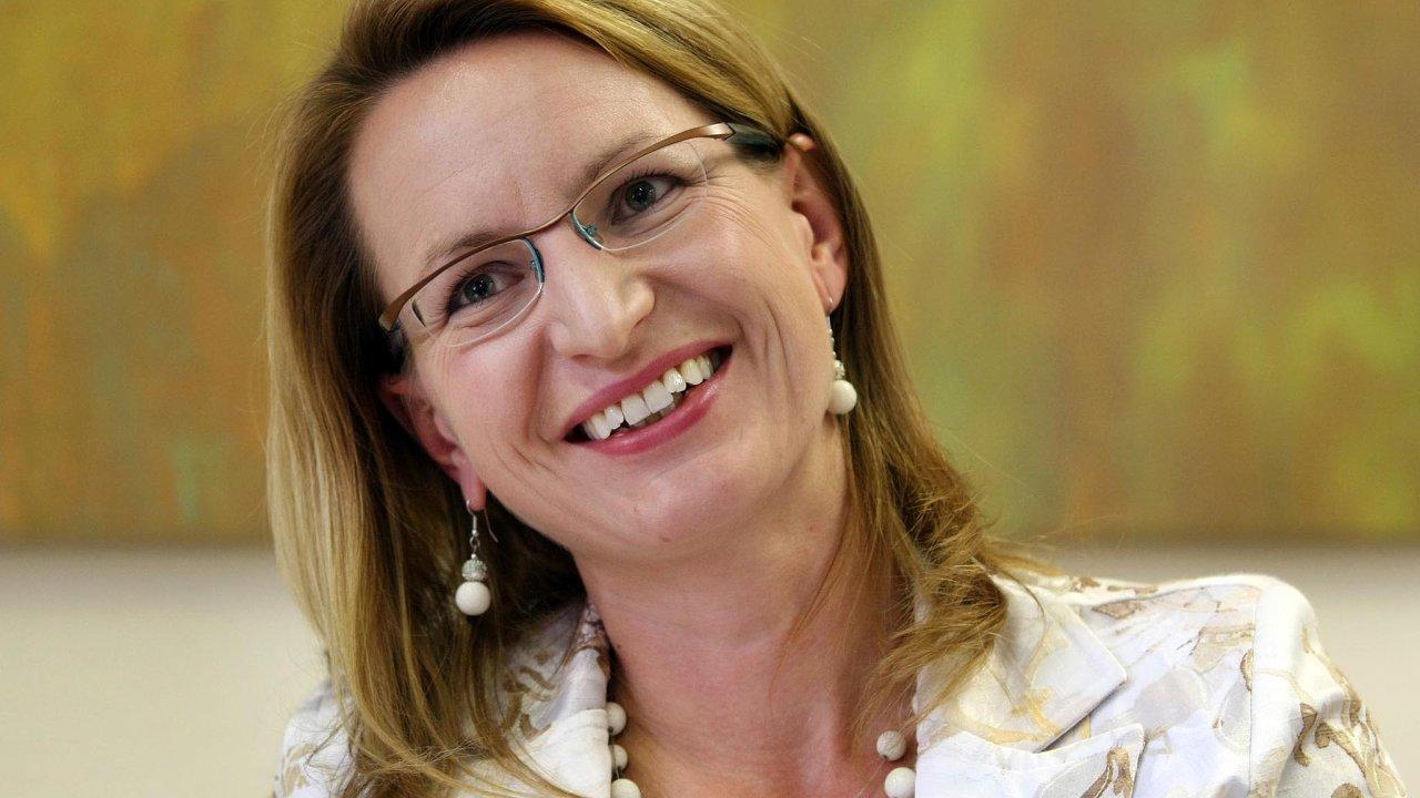 Adéla Havlová (42), partnerka a jednatelka Havel & Partners.