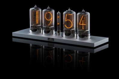 Puri Nixie Clock