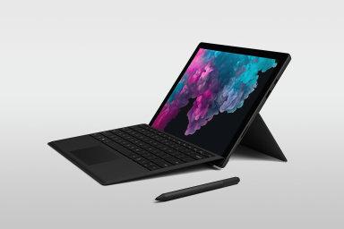 Microsoft Surface Pro 6 nahradí ultrabooky a vydrží pracovat klidně 10 hodin