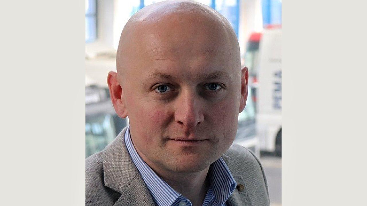 Jan Hák, obchodní ředitel společnosti PEMA Praha