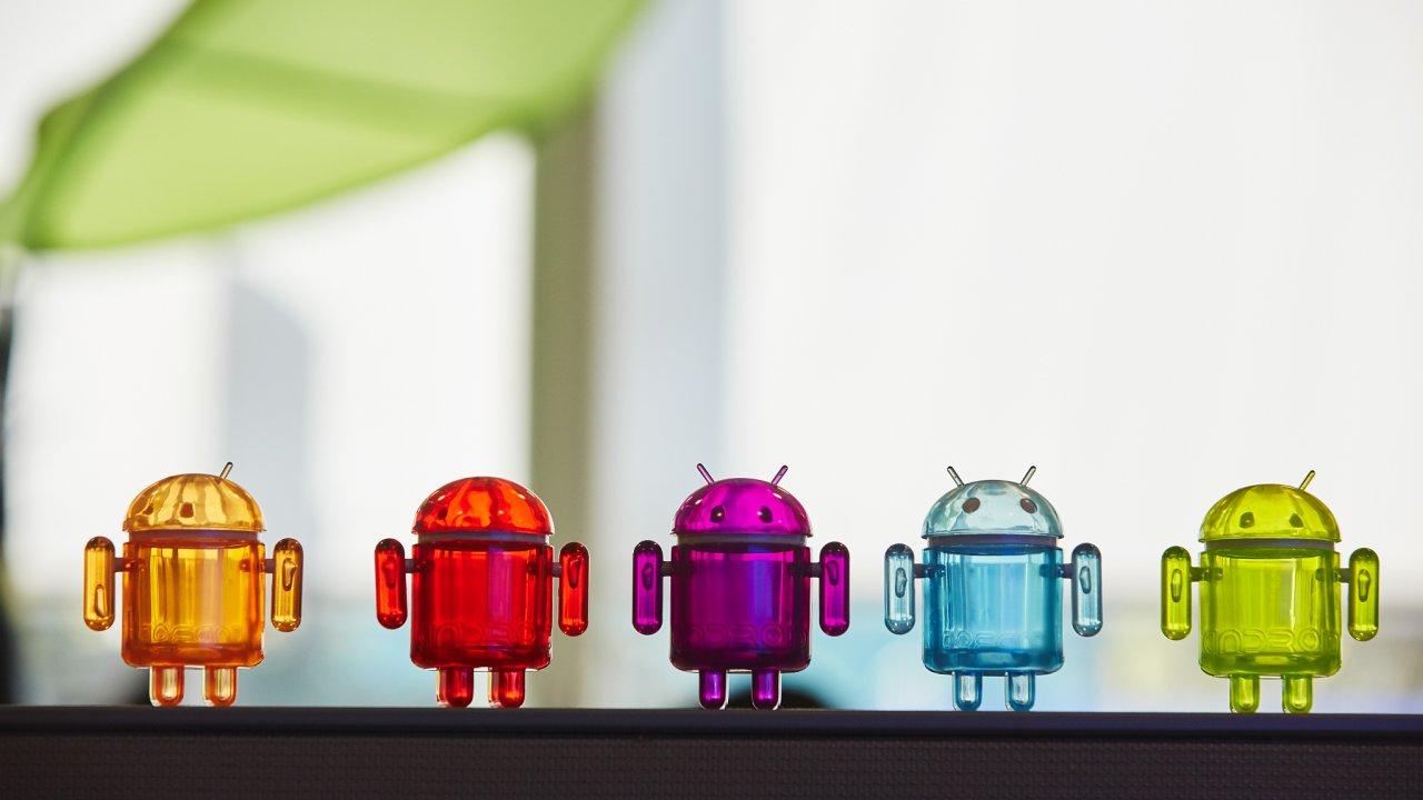 Android má 2,5 miliardy uživatelů, Google Search ale používá mnohem více lidí, třeba miliarda a půl uživatelů iOS.