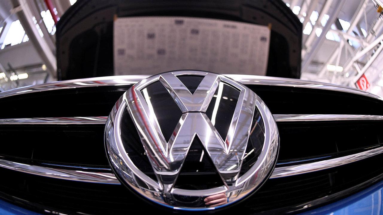 Už v lednu klesl koncernu Volkswagen ve světě odbyt o pět procent. I tehdy byl důvodem zejména více než desetiprocentní propad v Číně.
