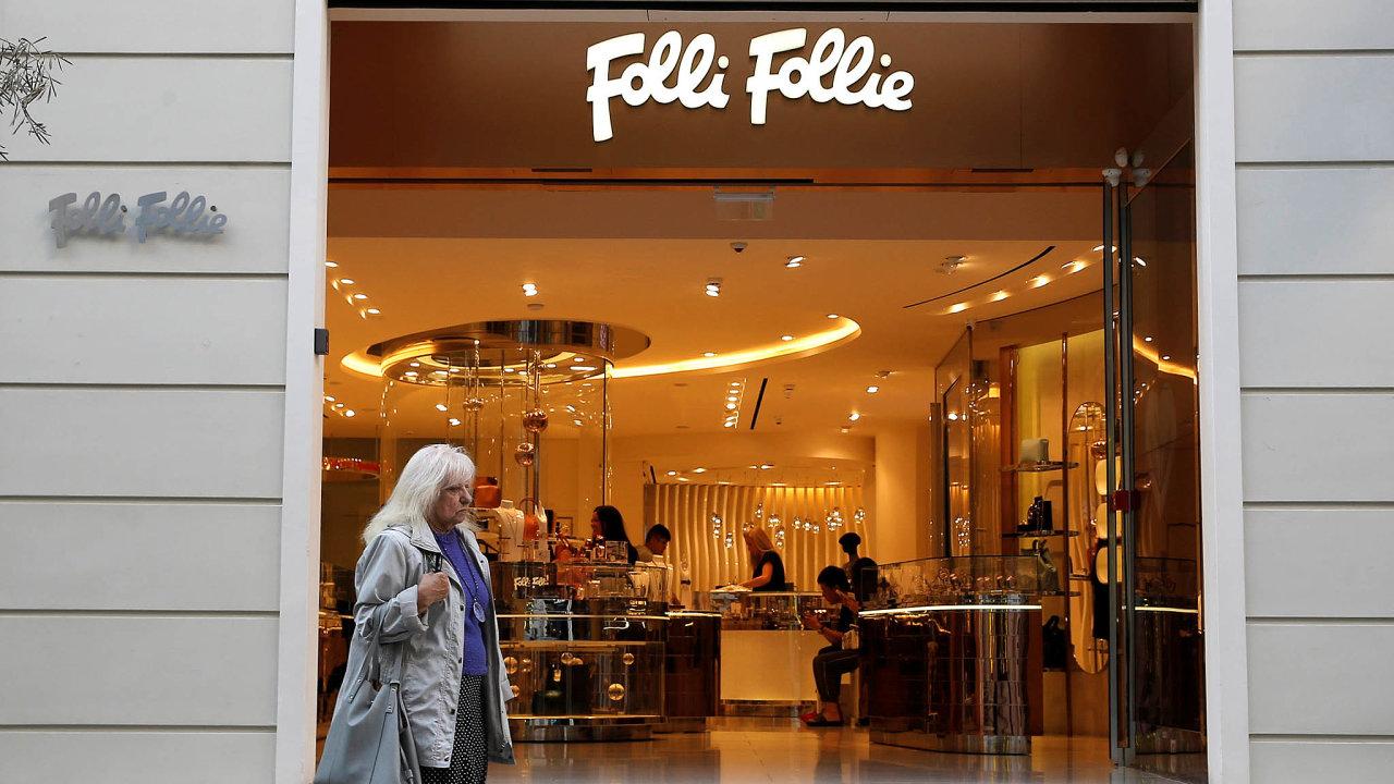 Oběť QCM. Americký aktivistický fond odhalil podvodné praktiky u obchodníka s klenoty Folli Follie.
