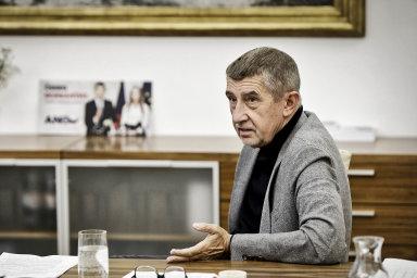 """""""Ta záležitost se dá řešit tím, že navrhneme změnu zákona,"""" říká ke kauze odškodnění klientů H-Systemu Andrej Babiš."""