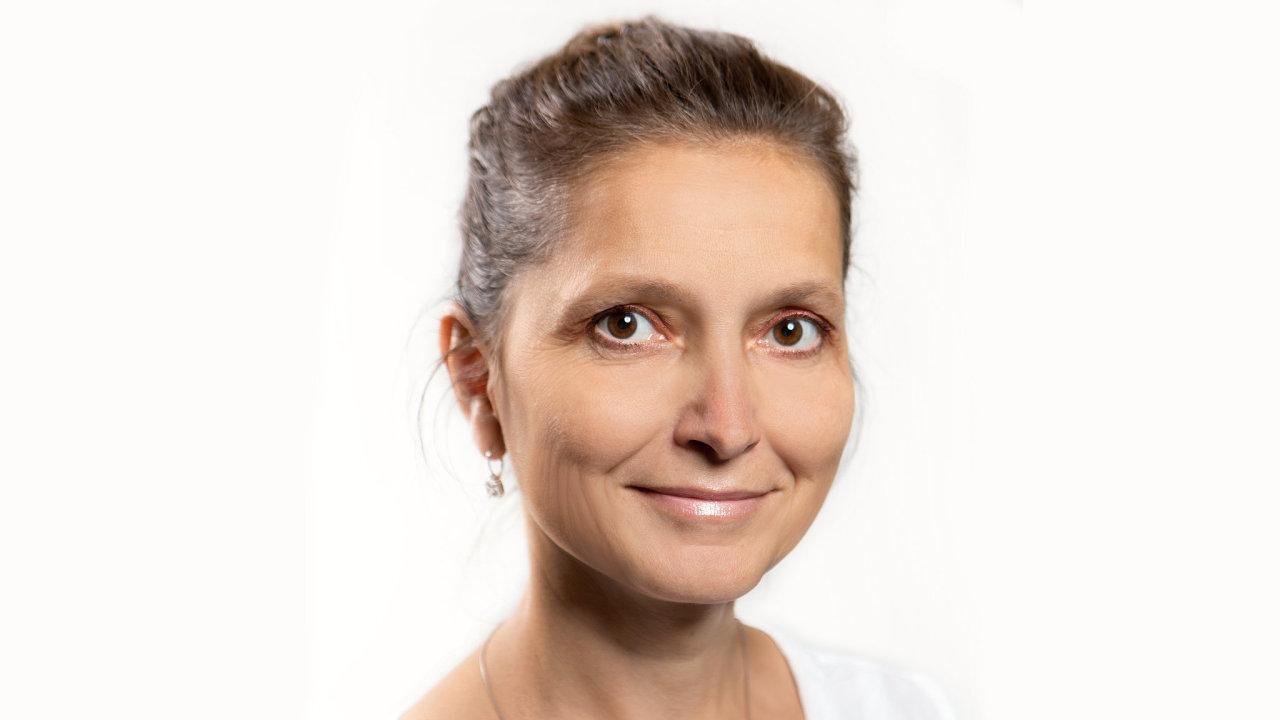 Jana Klímová.