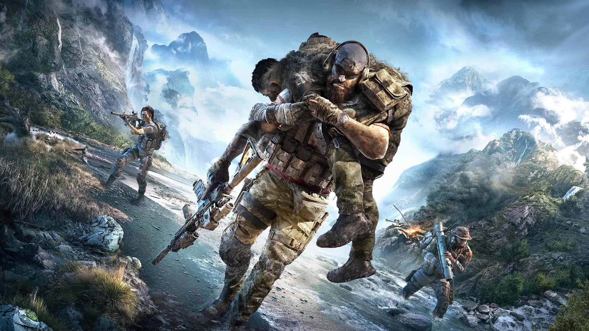 Novou videohru Ghost Recon: Breakpoint na motivy spisovatele Toma Clancyho je na PC možné vyzkoušet vrámci herního předplatného uPlay+.