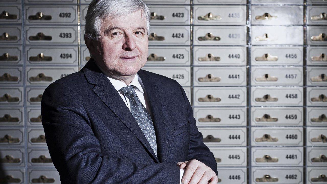Jiří Rusnok, guvernér České národní banky