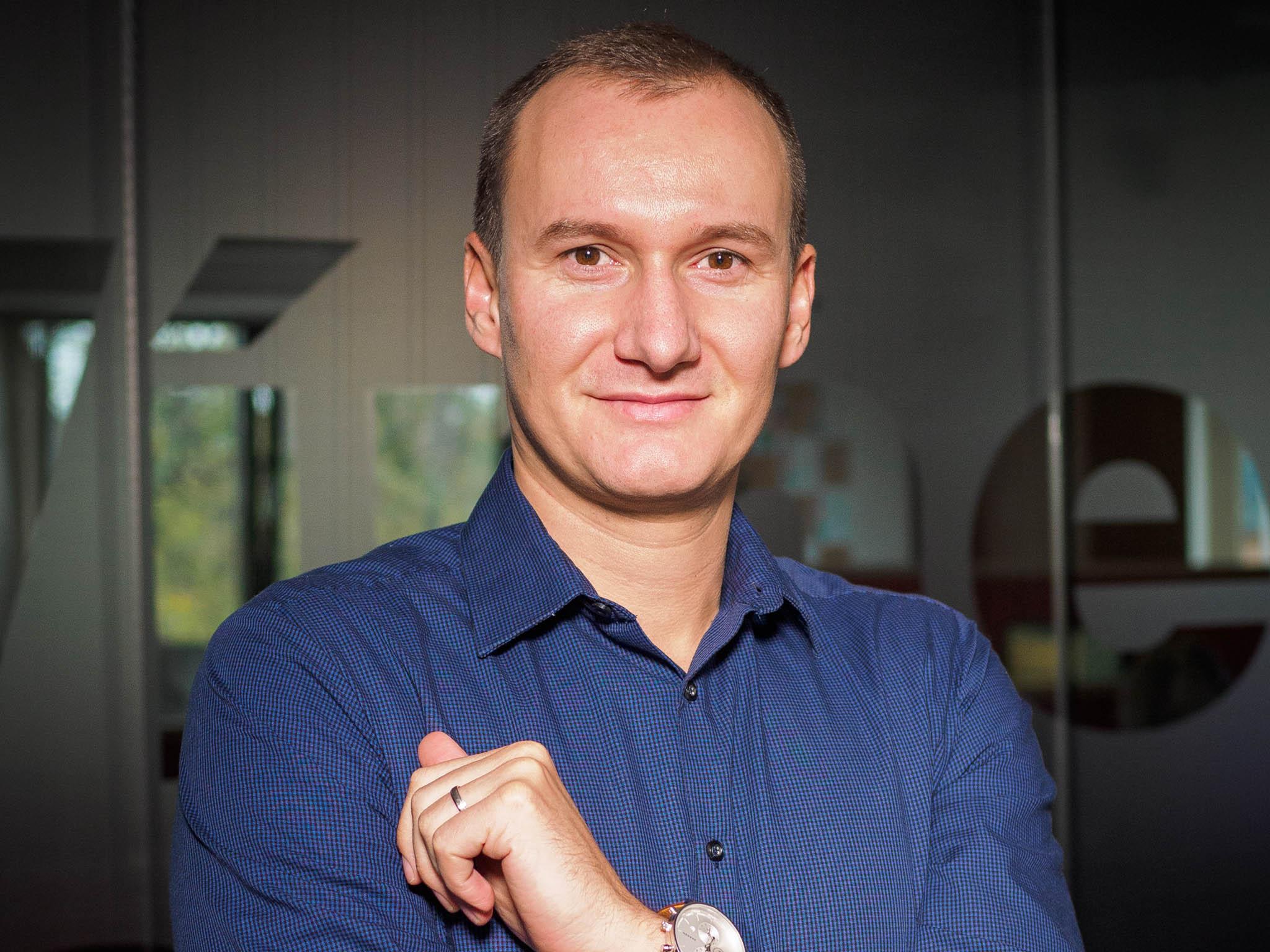 Jakub Hlaváč, ředitel Klientského centra ČSOB