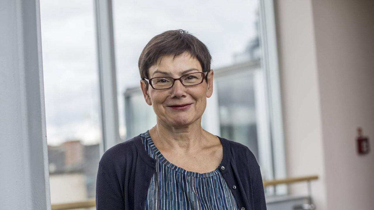 Hana Košťálová, programová ředitelka projektu Pomáháme školám kúspěchu, Nadace The Kellner Family Foundation