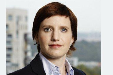 Lenka Axlerová, ředitelka pro sektor veřejné správy ve společnosti Microsoft Česká republika a Slovensko