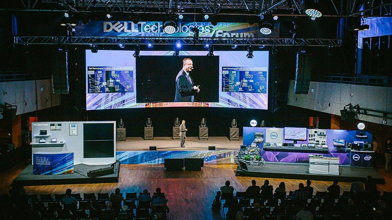 Konference Dell Technologies Forum 2019