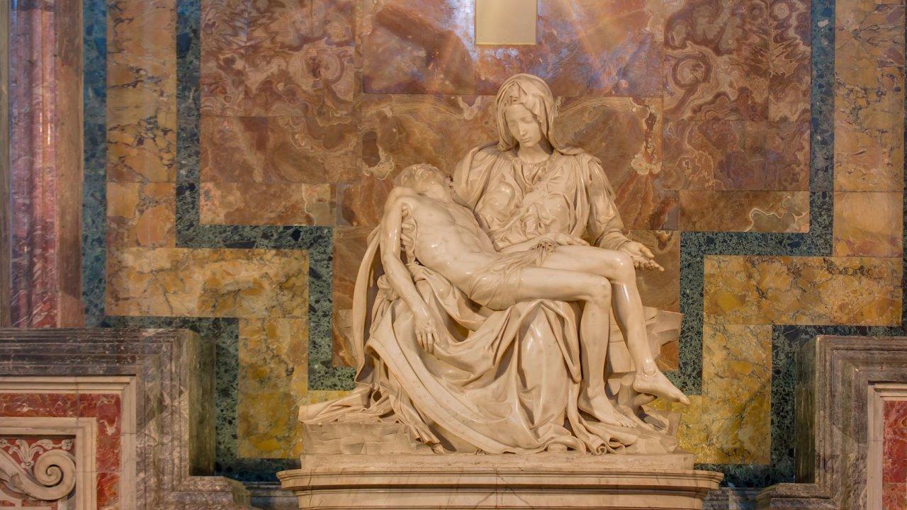 Michelangelu Buonarottimu bylo pouhých 24 let, když dokončil sochu nazvanou Pieta. Přemýšleli jste, jak je možné, že se v takto mladém věku prosadil?