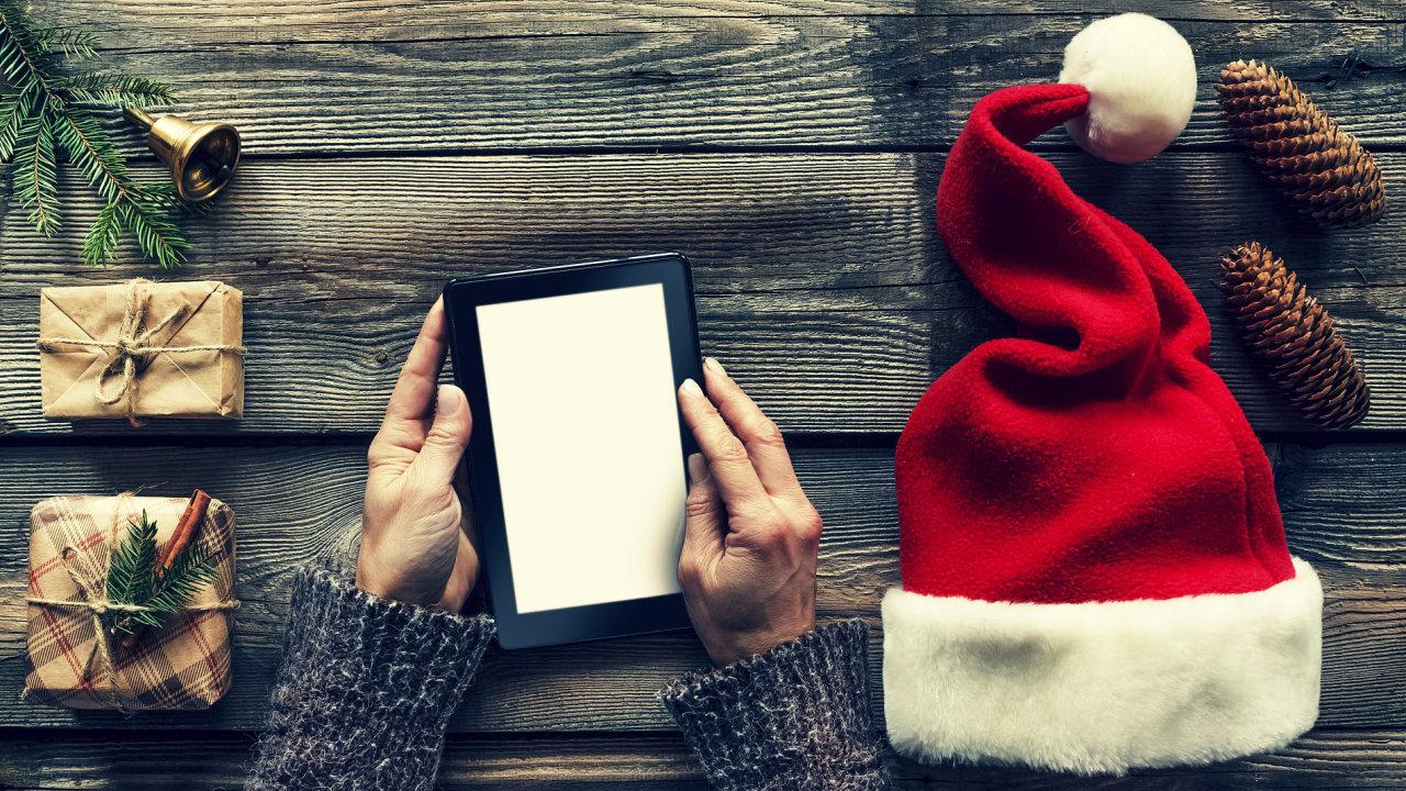 Vánoční dárky lze koupit i na posledních chvíli - Ilustrační foto.