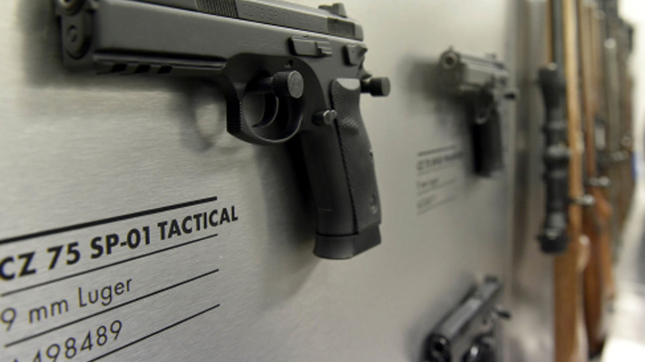 Pušky apistole CZG používají armády odMexika až poThajsko.