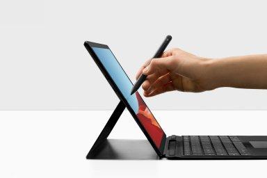 Microsoft surface Pro X je tenký tablet s mobilním srdcem a pracovní duší