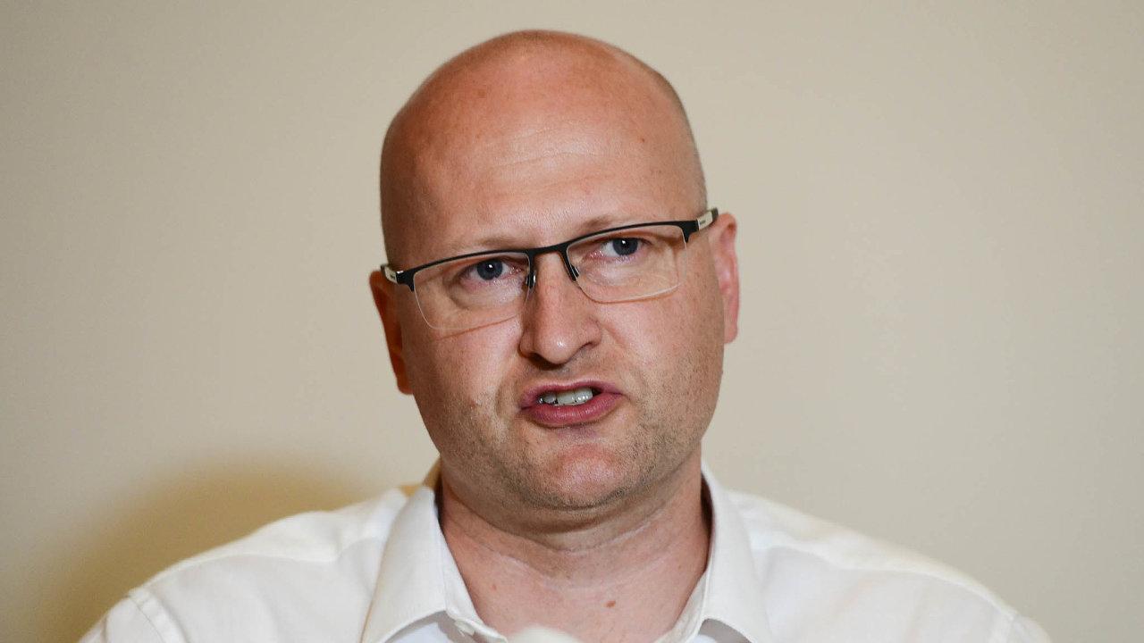 Martin Pýcha, předseda Zemědělského svazu ČR