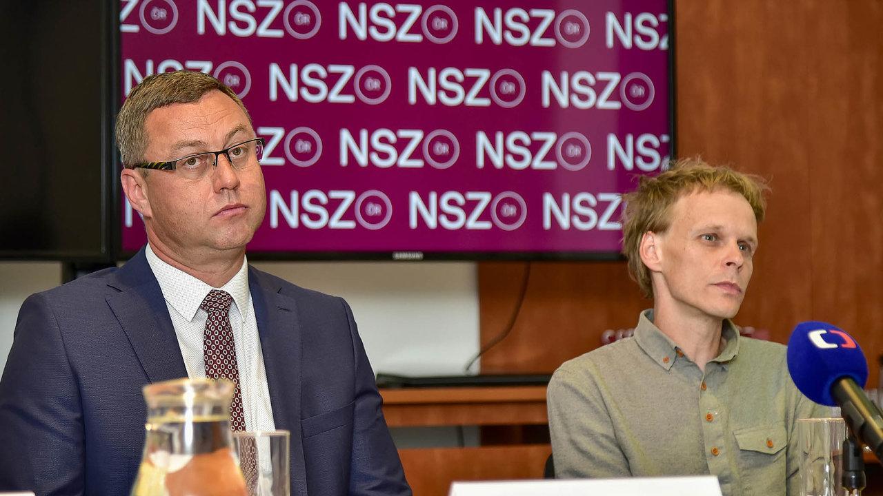 Státní zastupitelství se podle nejvyššího státního zástupce Pavla Zemana (vlevo) nesmí nechat ovlivnit veřejným očekáváním či poptávkou.