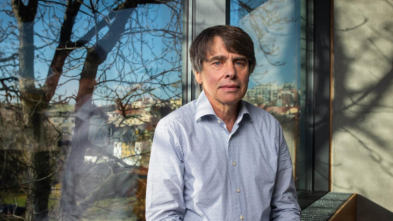 Milana Jelínka o rodinnou firmu Komterm málem připravil dramatický rozvod.